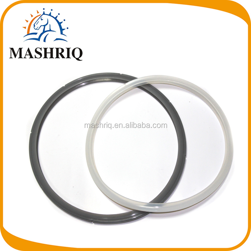 Silicone seal ring for pressure cooker