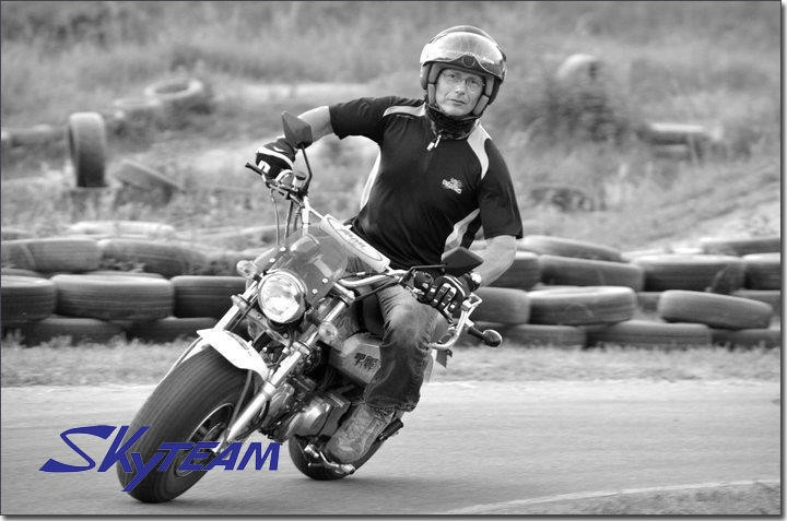 "SKYTEAM 125cc 4 stroke T-REX RV90 on road beach motorcycle (EEC EUROIII EURO3 approval, 5.5-10""/5.5-10"")"