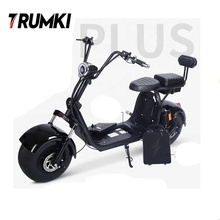 High Quality 2 Groups Removable Citycoco Electric Mobility Scooter