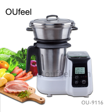 Oufeel multi-function electric robot coupe machine soup maker & Thermomixer