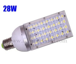 Energy-saving 28W 2700-8000k Led street lamp moso led driver
