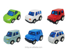 Gift and premium small Mini Diecast car toys OEM pull back toys car