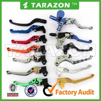 Tarazon Billet Aluminium CNC Motorycle Brake Clutch Lever