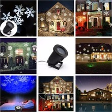 2017 Hot Sale Christmas Stage Lighting Laser Light Mini LED Projector