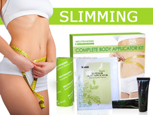 New Healthy Weight Loss Detox Slim Patch for Skin Texture Impoving Cellulite Appearance Firming & Tightening Bodywrap