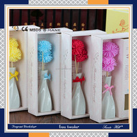 reed diffuser air freshners with fragrance diffuser wick natural sticks free sample incense colourful flower for gift set