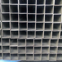 welded structural grade tubing square steel tube
