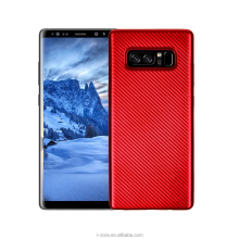 Luxurious Shine TPU Carbon Fiber <strong>Case</strong> for Samsung Galaxy Note 8 Phone Cover