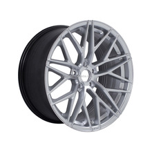 "MAKSTTON car rotiform aftermarket Vossen replica wheel rims 19"" Popular design machine face chorme lip car alloy wheels"