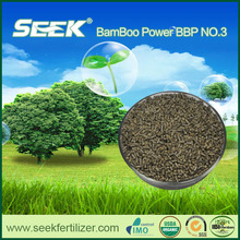 SEEK natural lawn fertilizer
