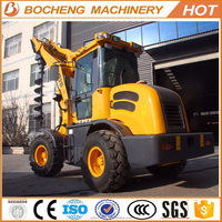 Hot Sale Wheel Loader SZM912 Mini Loader Tractor Price List with Spare Parts