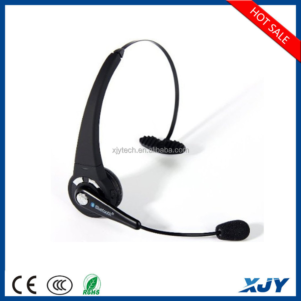 BTH-068 Bluetooth Headset Noise Canceling with Mic for PS3 Mobile Phone Laptop