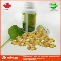 High quality oem vitamin C time release capsules