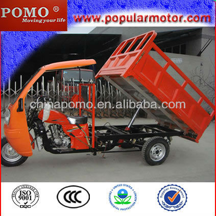 Hot Top Popular Gasoline 2013 Chinese Cheap 250CC Cargo 125CC Trike Scooter