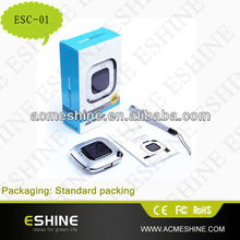 ESC-01 green energy saving charger/ eco friendly power bank/solar charger promotional gift
