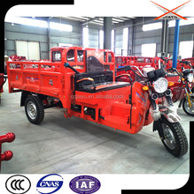 Comfortable Cargo Three Wheel Motorcycle For Loncin Engine Tricycles