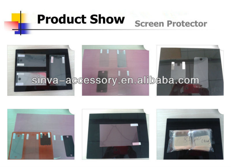 Hot sale!!Tempered glass screen protector with manufacturer supply