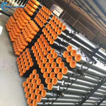60mm 76mm 89mm 102mm 114mm API Reg DTH Drill Rod / Pipes