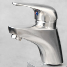 SENTO A-24 Artistic Stainless Steel sanitary faucet with Cupc