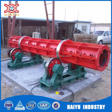 socket and spigot joint concrete culvert pipe machine/culvert pipe