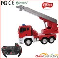 R21087 1:18 Scale 5 Channel RC Fire Fighting Truck Remote Control Fire Truck
