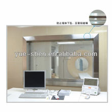 manufacturer x ray radiation protective lead glass ct scan