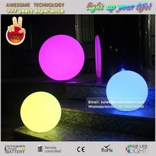 party suplies / outdoor led party decor supplies