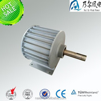 5kw low speed permanent magnet generator for hydro turbine