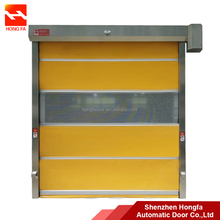 Motorized High Speed Rapid Roll up down Doors
