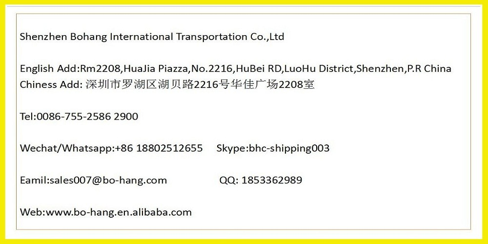 Amazon sea shipping from China to Canada/USA/Germany/UK