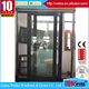 Cheap house door for sale thermal break price of aluminum sliding window with mosquito net