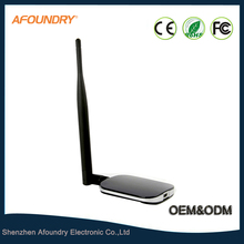 150Mbps WLAN High power 5DBI external antenna 1km blueway wireless usb wifi adapter driver