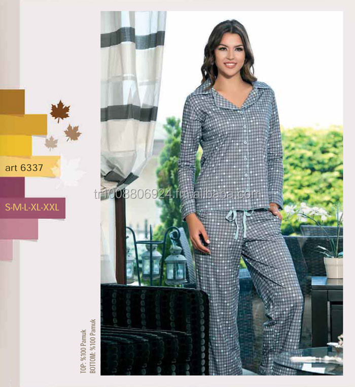 Women Winter Pajamas
