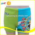 Colorful Style Boy's Cartoon Swimming Trunks