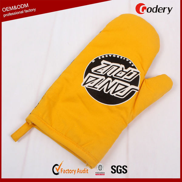 High quality christmas oven glove