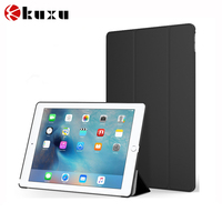 Ultra Thin Smart PU Leather Case Cover 3 Fold Holder Stand Case Cover For Apple ipad Pro 12.9