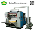 New series facial paper folding machine