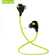 QY7 QCY high quality mini sport wireless bluetooth 4.1headphones earphone