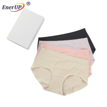 Copper Fiber <strong>Underwear</strong> Slim Panties Spandex Shorts Women <strong>Underwear</strong>