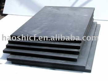 rigid graphite board