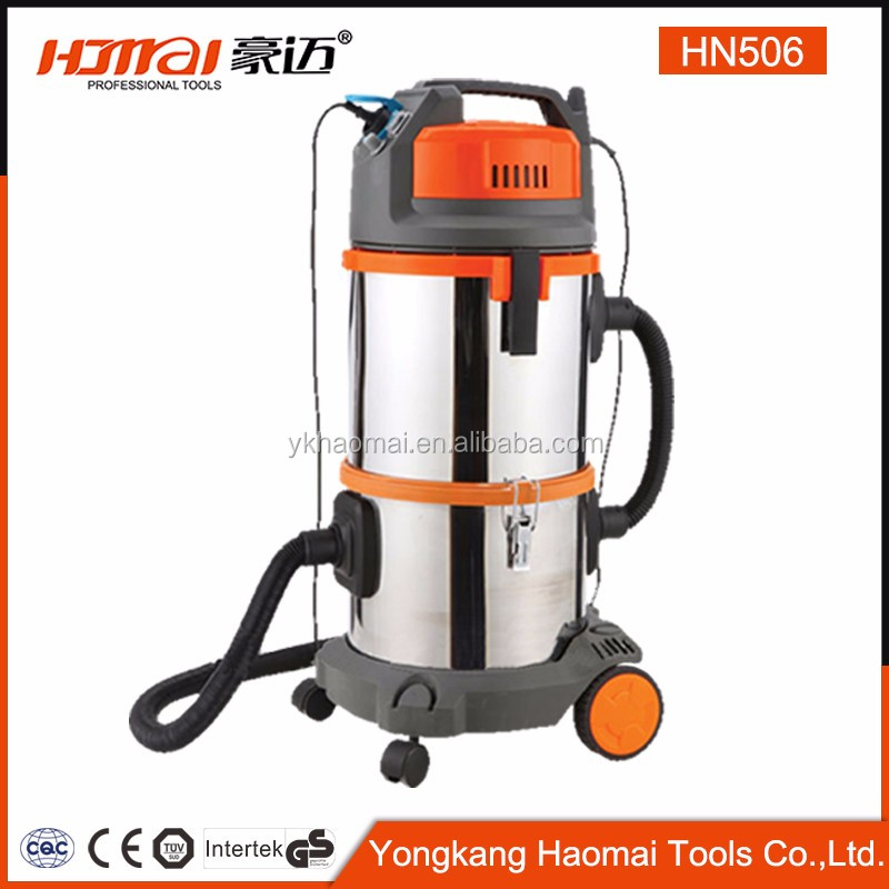 New style good quality central dry vapor steam vacuum cleaner