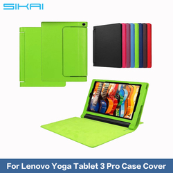 Best Selling Smart standing PU Leather Case Cover for Lenovo Yoga Tab 3 Pro 8 Inch case cover