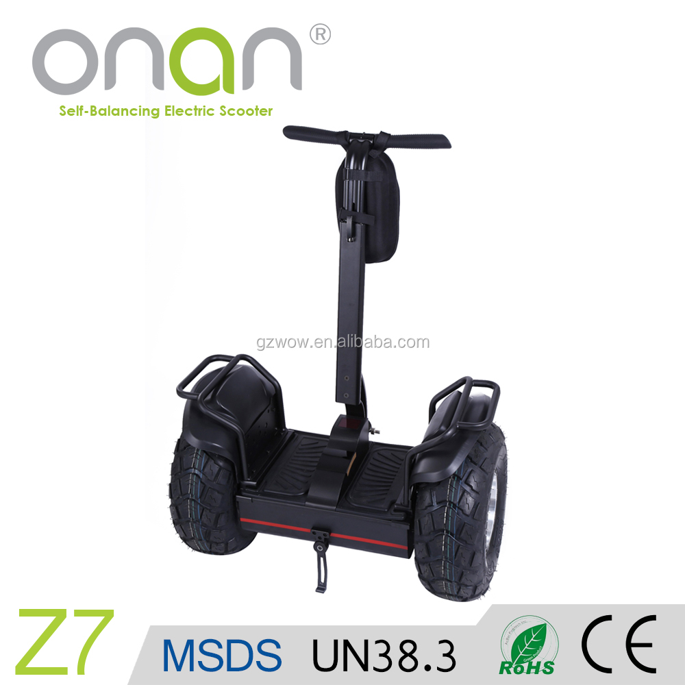 1000W Powerful Electric Off Road Balance scooter
