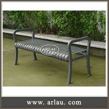Arlau Bench With Umbrella,Outdoor Stack Able Chair,Court Bleacher Waiting Room Bench