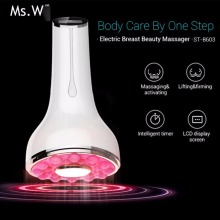 High quality Sexy Electric breast massager For Breast Enhancement