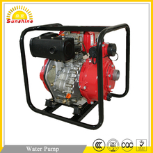 Air Cooled Direct Injection 3/2Inch Diesel Agricultural Water Pump Machine