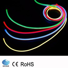 Uniform Color Neon LED Flexible IP67 LED Neon Tube