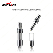 Vaporizer thick oil cartridge C19-VC wick for electronic cigarette cbd cartrdiges