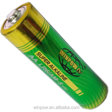 Portable Cell AA 1.5V Alkaline Battery