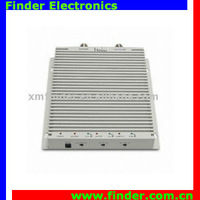 GSM/DCS/3G Tri-band Repeater 900/1800/2100MHz Cellphone mobile signal booster 2000 coverage signal amplifier